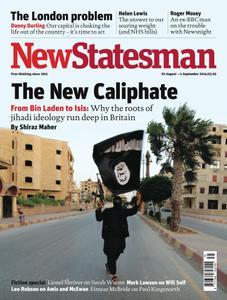 New Statesman - 29 August - 4 September 2014