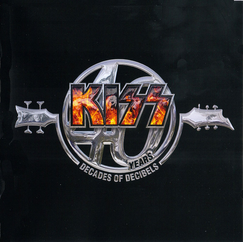Kiss - Kiss 40 Years: Decades of Decibels (2014)