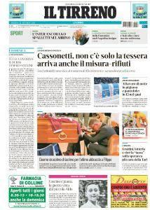 Il Tirreno Livorno - 16 Settembre 2018