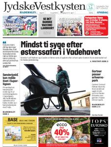 JydskeVestkysten Haderslev – 24. april 2019