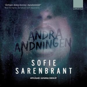 «Andra andningen» by Sofie Sarenbrant
