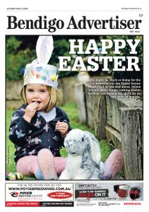 Bendigo Advertiser - April 11, 2020