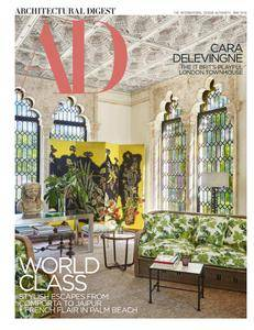 Architectural Digest USA - May 2018