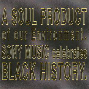 VA - A Soul Product Of Our Environment (US promo CD) (1997) {Sony Music}