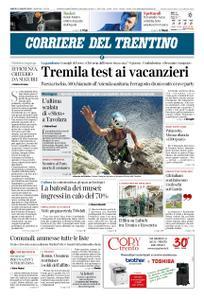 Corriere del Trentino – 15 agosto 2020