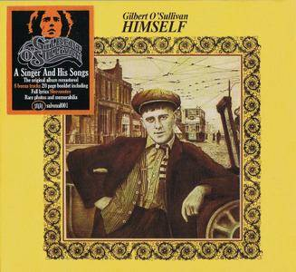 Gilbert O'Sullivan - Himself (1971) {2011, Reissue}