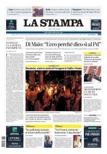 La Stampa Torino Provincia e Canavese - 15 Agosto 2020