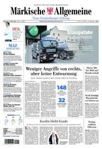 Neue Oranienburger Zeitung - 14. März 2018