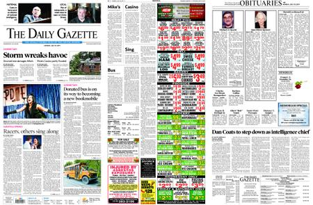 The Daily Gazette – July 29, 2019