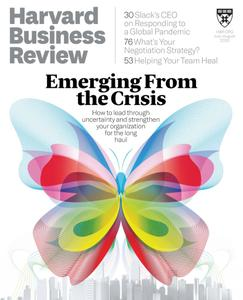 Harvard Business Review USA - July/August 2020