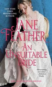 «An Unsuitable Bride» by Jane Feather