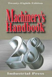 Machinery's Handbook 28th Edtion Large PrintMachinery's Handbook 28th Edtion Large Print (Repost)