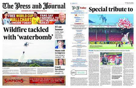 The Press and Journal Moray – June 09, 2018