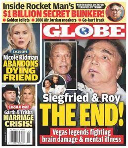 Globe – October 09, 2017