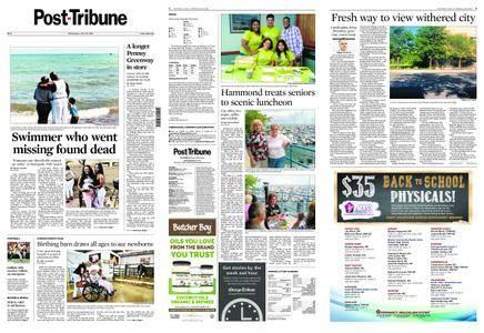 Post-Tribune – July 25, 2018
