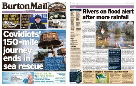Burton Mail – January 29, 2021