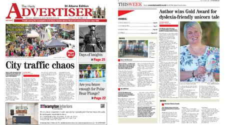 The Herts Advertiser – October 03, 2019
