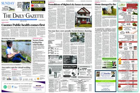 The Daily Gazette – May 03, 2020