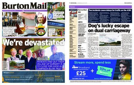 Burton Mail – May 15, 2019