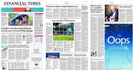 Financial Times UK – September 18, 2017