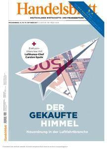 Handelsblatt - 13. Oktober 2017