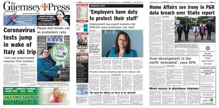 The Guernsey Press – 27 February 2020
