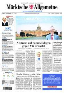 Märkische Allgemeine Luckenwalder Rundschau - 02. November 2018