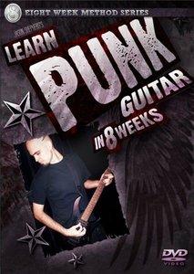 Jason Shepherd's - Learn Punk Guitar In 8 Weeks
