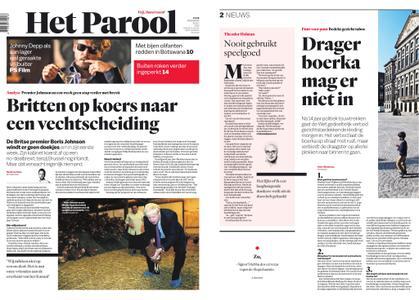 Het Parool – 31 juli 2019