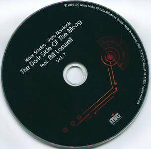 Klaus Schulze & Pete Namlook - The Dark Side Of The Moog Vol. 5-8 (2016) {5CD Box Set, Limited Edition, Reissue}