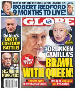 Globe - February 17, 2019
