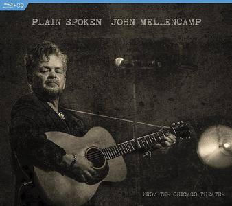 John Mellencamp - Plain Spoken: From the Chicago Theatre (2018) [Blu-ray, 1080p]