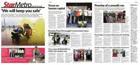 The Star Malaysia - Metro South & East – 25 October 2019