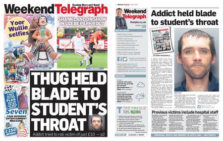 Evening Telegraph First Edition – July 06, 2019