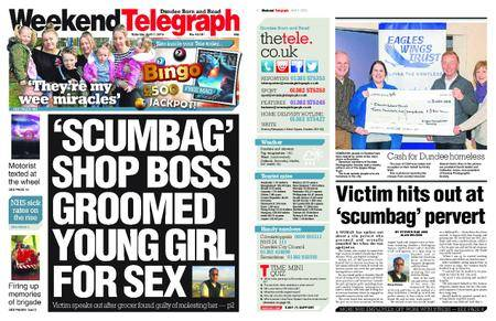 Evening Telegraph First Edition – April 07, 2018
