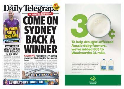 The Daily Telegraph (Sydney) – September 20, 2018