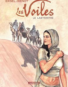 Les Voiles - Tome 2 - Le Labyrinthe