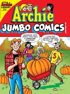 Archie Jumbo Comics Double Digest 314 2020 Digital