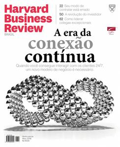 Harvard Business Review Brasil - maio 2019