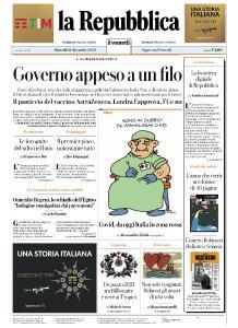 la Repubblica - 31 Dicembre 2020