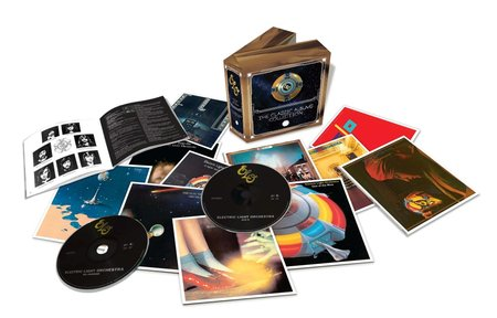 Electric Light Orchestra (ELO) - The Classic Albums Collection (2011) [11CD Box Set] Re-up