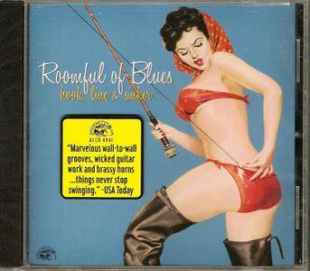 Roomful Of Blues - Hook, Line And Sinker (2011)