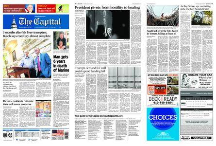The Capital – August 24, 2017