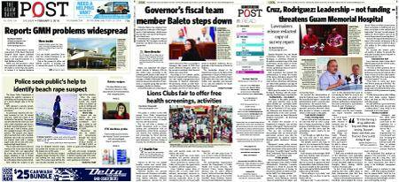 The Guam Daily Post – February 03, 2018