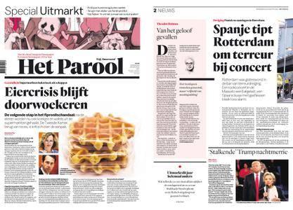 Het Parool – 24 augustus 2017