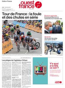 Ouest-France Édition France – 29 juin 2021