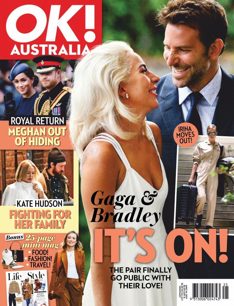 OK! Magazine Australia - June 24, 2019