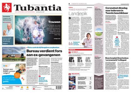 Tubantia - Enschede – 28 mei 2020