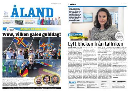 Ålandstidningen – 09 juli 2019