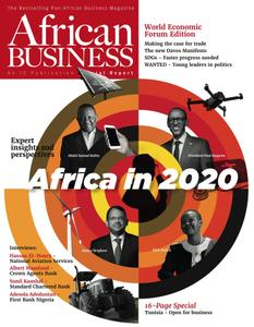 African Business English Edition - WEF Special Report January 2020
